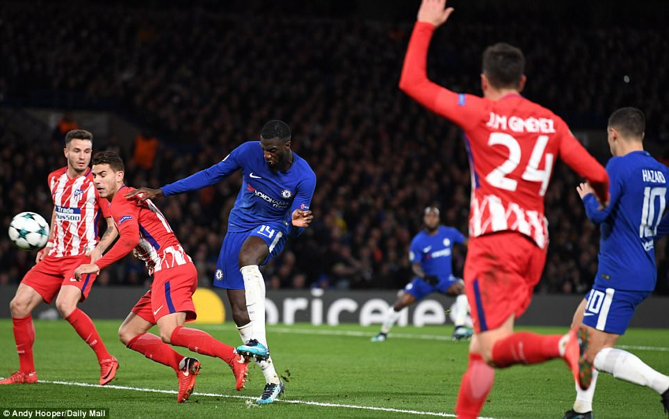 Mất ngôi đầu bảng, Chelsea có thể đụng độ PSG hoặc Barca ở vòng knock-out - Ảnh 8.