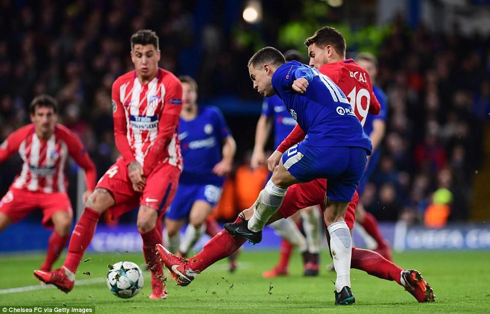 Mất ngôi đầu bảng, Chelsea có thể đụng độ PSG hoặc Barca ở vòng knock-out - Ảnh 9.