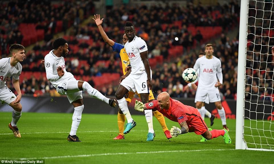 Son Heung-min thăng hoa, Tottenham thắng tưng bừng - Ảnh 4.