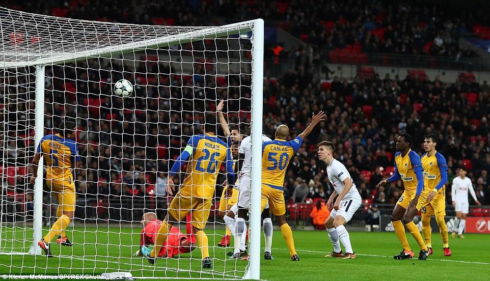 Son Heung-min thăng hoa, Tottenham thắng tưng bừng - Ảnh 5.