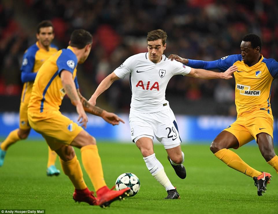 Son Heung-min thăng hoa, Tottenham thắng tưng bừng - Ảnh 8.