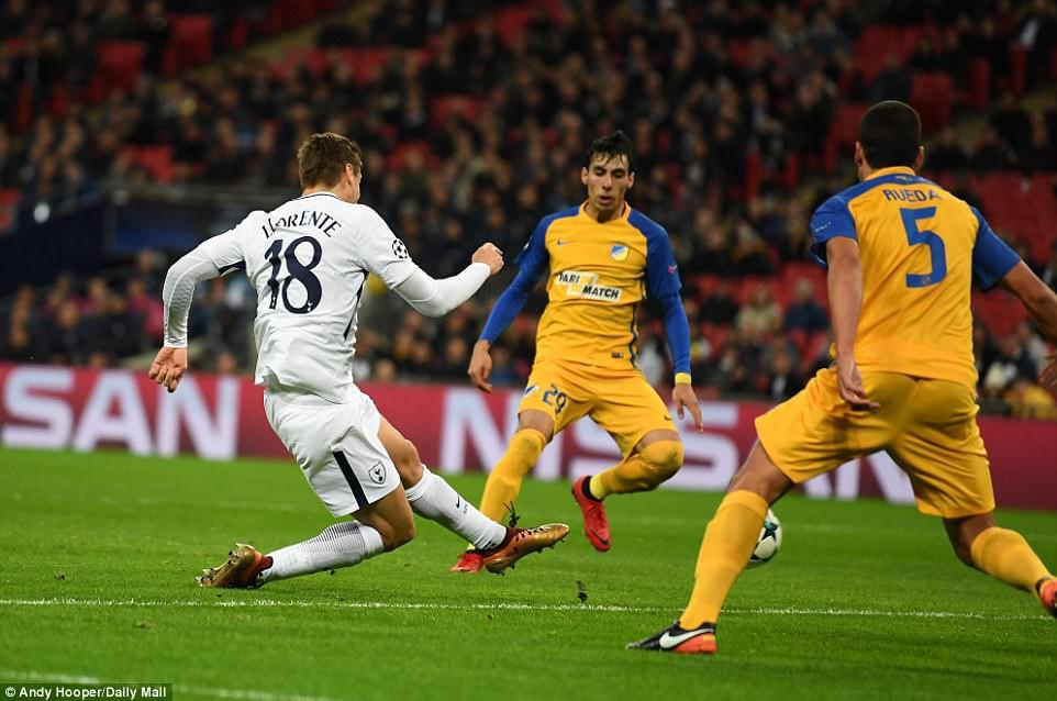 Son Heung-min thăng hoa, Tottenham thắng tưng bừng - Ảnh 6.