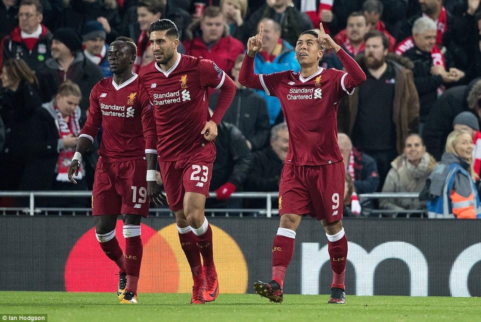 Liverpool thắng đậm 7-0, thẳng tiến vòng knock-out Champions League - Ảnh 5.