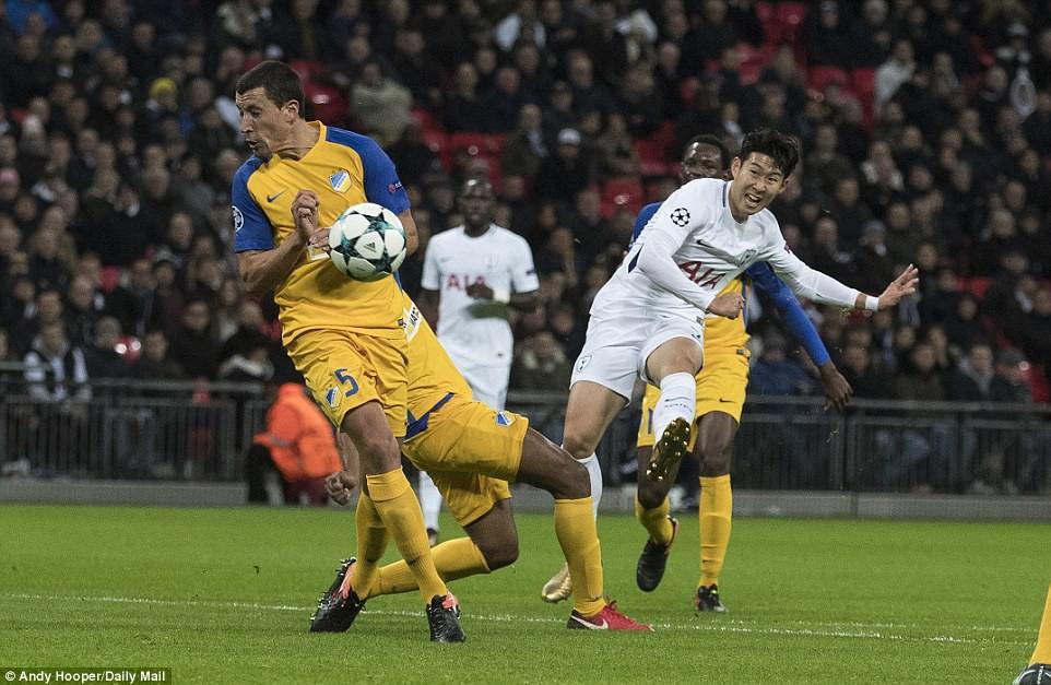 Son Heung-min thăng hoa, Tottenham thắng tưng bừng - Ảnh 7.
