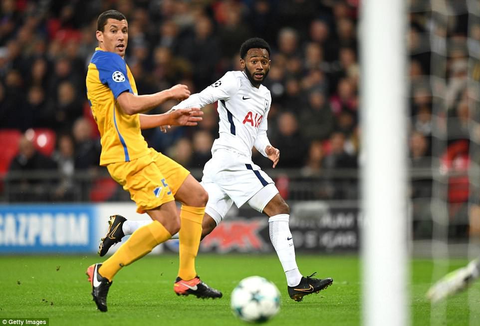 Son Heung-min thăng hoa, Tottenham thắng tưng bừng - Ảnh 10.