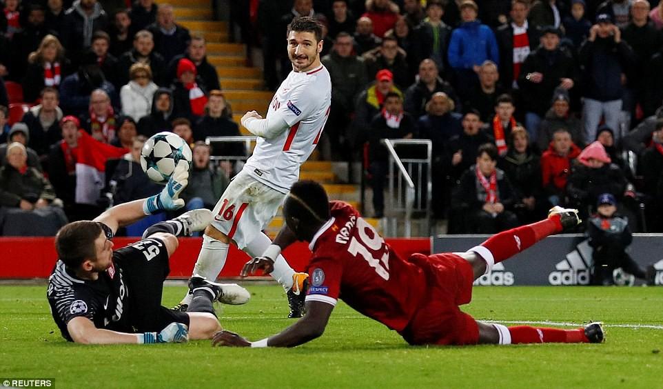 Liverpool thắng đậm 7-0, thẳng tiến vòng knock-out Champions League - Ảnh 6.