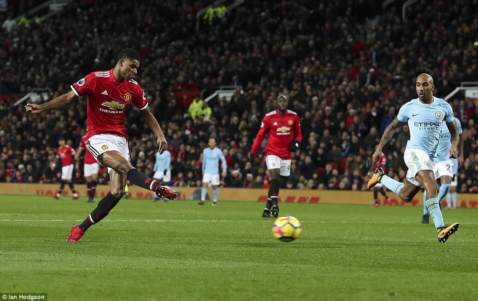 Man City hơn Man Utd tới 11 điểm, đi vào lịch sử Ngoại hạng Anh - Ảnh 7.