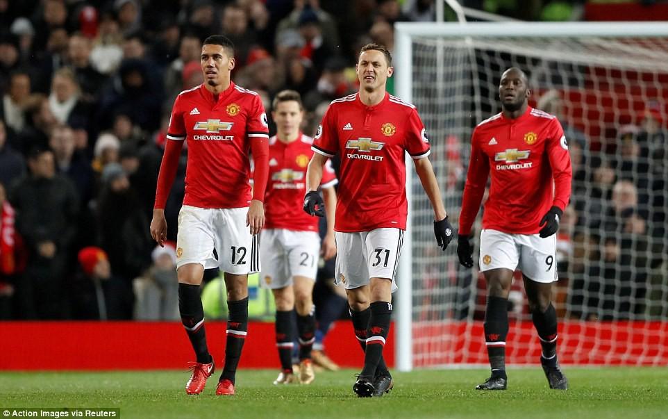 Lukaku thành tội đồ, Man City hạ Man Utd tại Old Trafford - Ảnh 4.