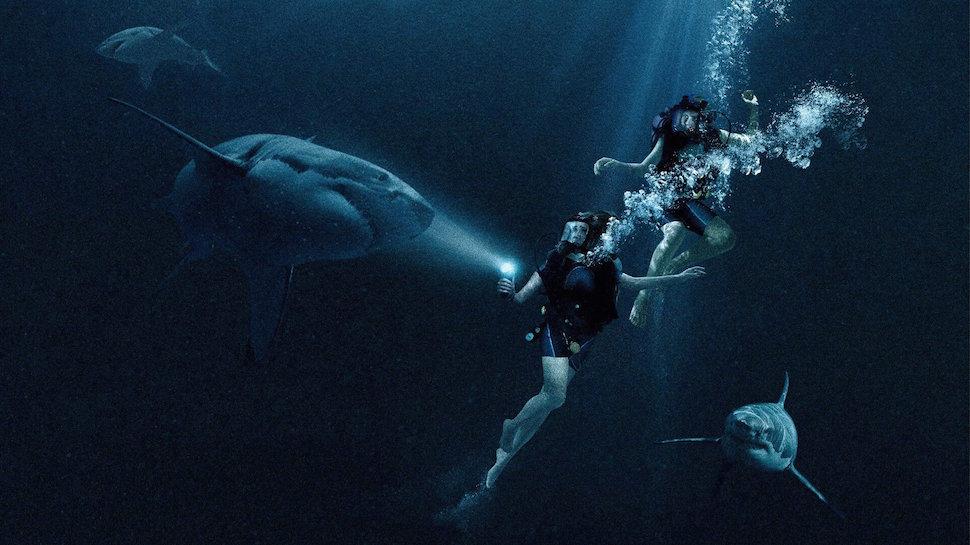47 Meters Down - Cá mập và tình chị em nắm nem ba đồng - Ảnh 3.