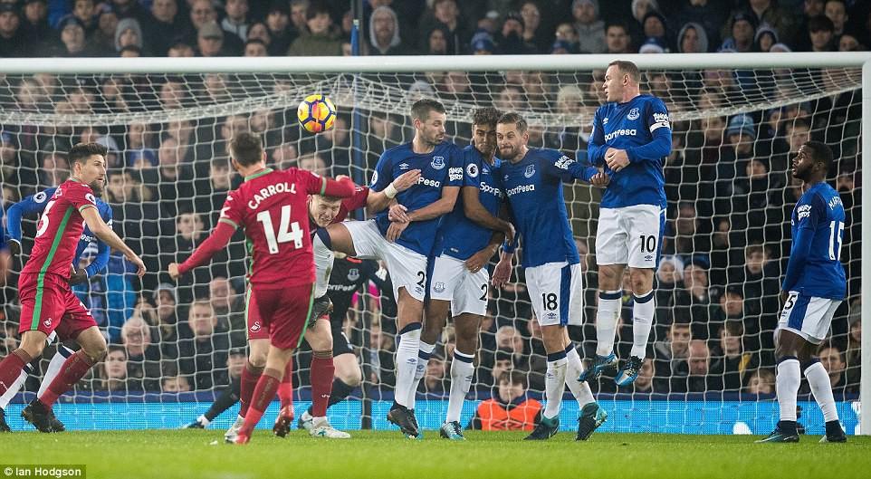 Rooney tỏa sáng, Everton tiếp đà hồi sinh - Ảnh 4.