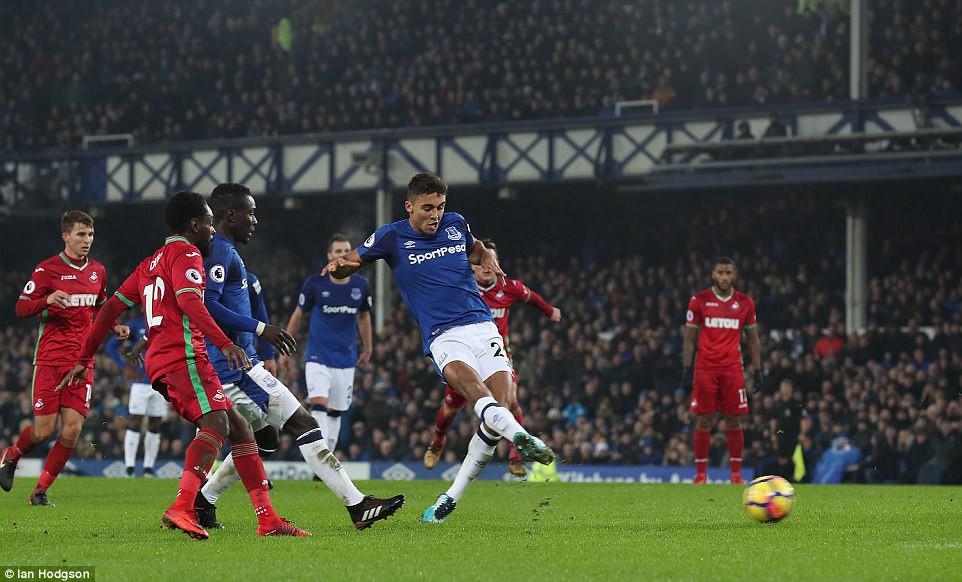 Rooney tỏa sáng, Everton tiếp đà hồi sinh - Ảnh 8.
