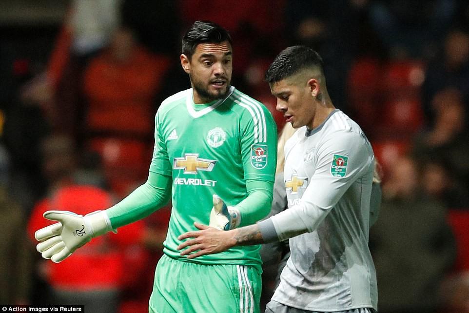 Thua đau phút bù giờ, Man Utd bị đá văng khỏi Cúp Liên đoàn - Ảnh 8.