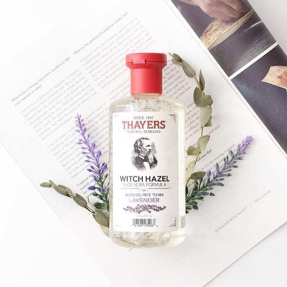Kết quả hình ảnh cho Trial Size Alcohol-Free Lavender Witch Hazel Toner review