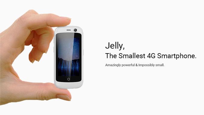 Đây là chiếc smartphone bé nhưng mạnh mẽ nhất thế giới - Ảnh 1.