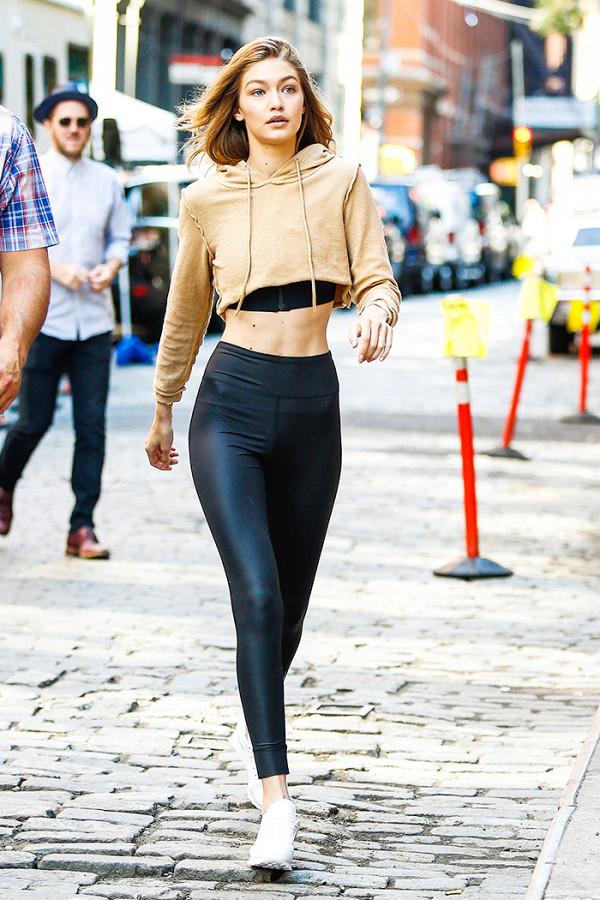 Năm 2017 rồi, nếu có diện legging thì phải diện như thế này mới chất nhé các cô nàng! - Ảnh 12.