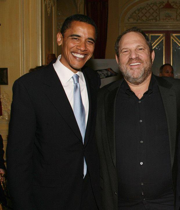 Không chỉ phái nữ, Cựu Tổng thống Obama và loạt sao nam cũng lên án nhà sản xuất phim quấy rối tình dục - Ảnh 1.