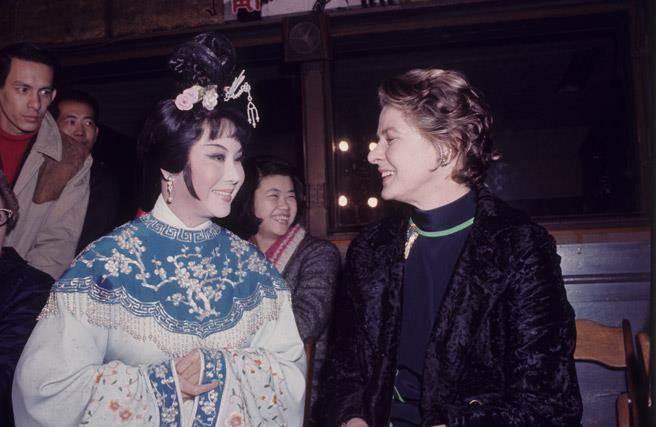 Nữ diễn viên Võ Tắc Thiên đầu tiên của lịch sử điện ảnh Hoa ngữ qua đời - Ảnh 7.