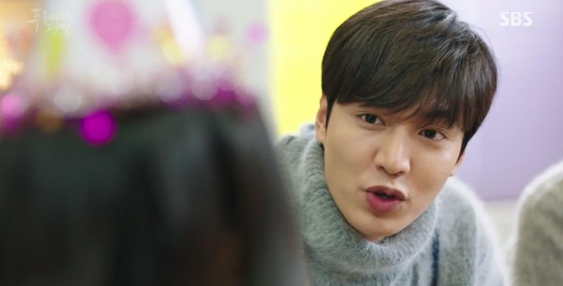 """Huyền Thoại Biển Xanh: Dã man! Lee Min Ho sẽ có nguy cơ bị bạn thân """"đâm sau lưng""""? - Ảnh 14."""