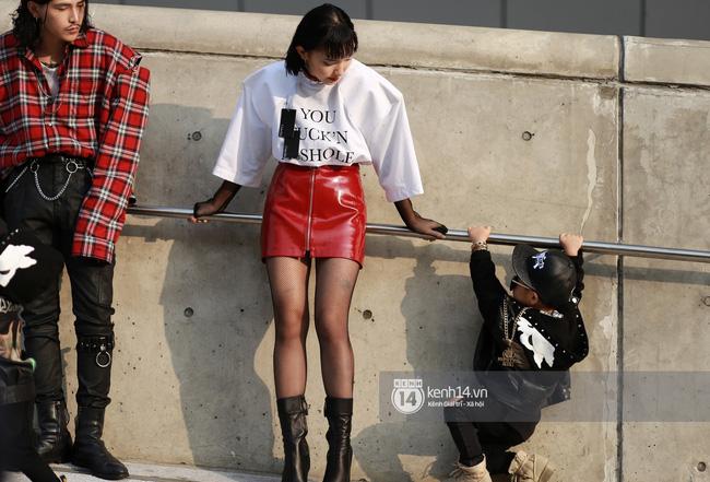 Ảnh diện đồ đôi của Châu Bùi - Cao Minh Thắng khiến Willow Smith đăng lên Instagram kèm icon thèm thuồng - Ảnh 1.