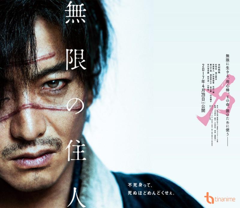 """Takuya Kimura trở lại sau 10 năm """"gác kiếm"""", viết huyền thoại mới về samurai - Ảnh 6."""