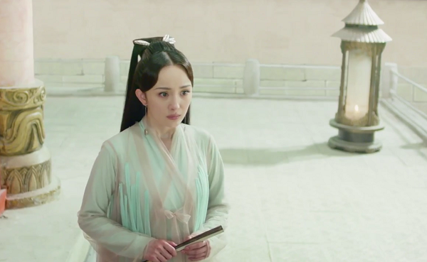 """""""Tam Sinh Tam Thế"""": """"Bỏng mắt"""" vì nụ hôn ngấu nghiến của Dạ Hoa và Bạch Thiển - Ảnh 5."""