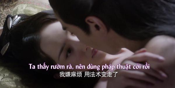 Tam Sinh Tam Thế: Vừa hưởng lạc bên vợ, chồng trẻ Dạ Hoa bị gặm mất cánh tay - Ảnh 5.