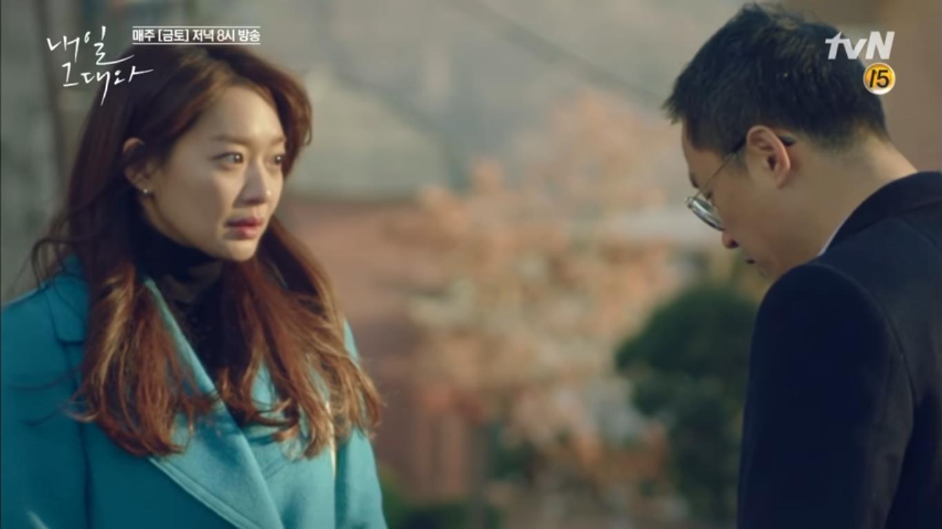 """""""Tomorrow With You"""": Thót tim vì Shin Min Ah tự """"chui đầu vào rọ"""" - Ảnh 19."""