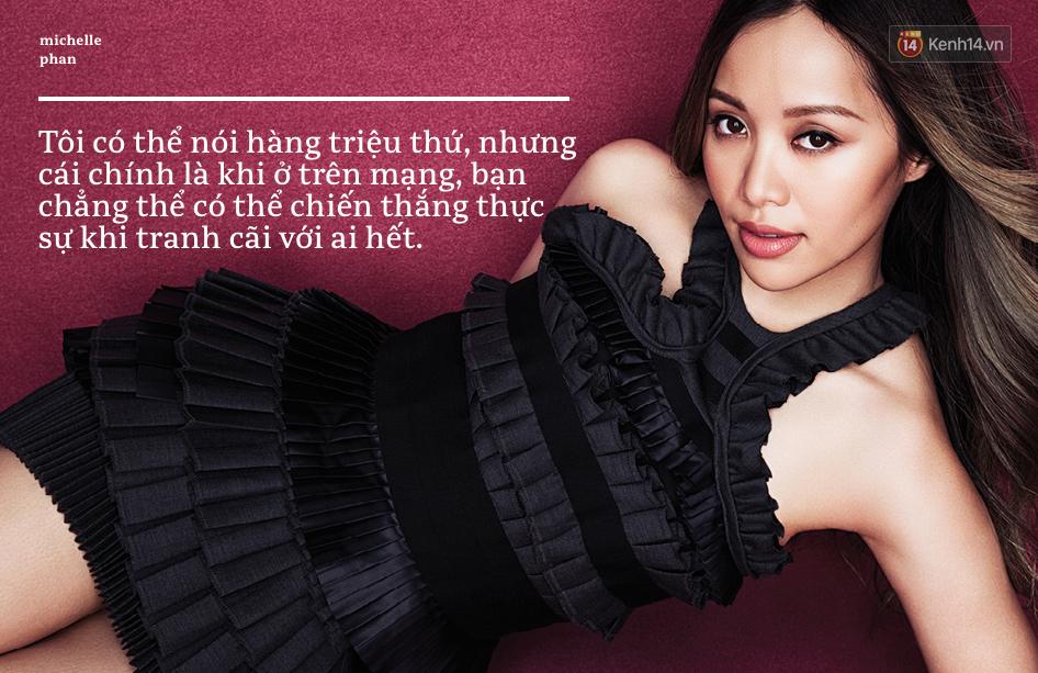 Lí do Michelle Phan giải thích việc biến mất đã thức tỉnh nhiều cô gái: Thật giàu hay thật nhiều tiền cũng chẳng để làm gì! - Ảnh 6.