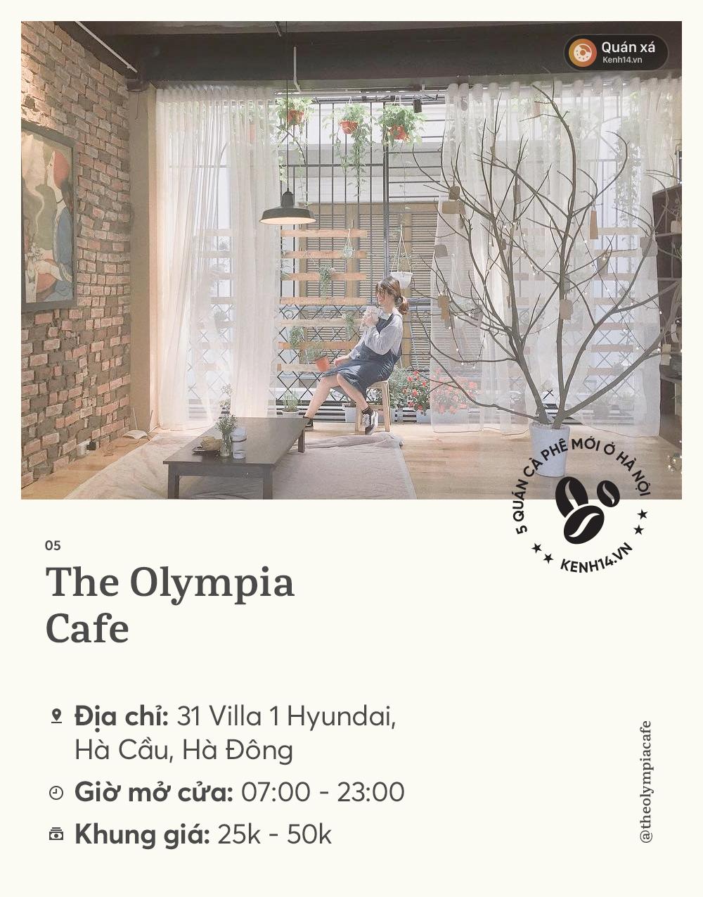 Nghỉ lễ không đi chơi thì cứ đi hết list quán cafe mới mở ở Hà Nội cũng đủ hết ngày - Ảnh 13.