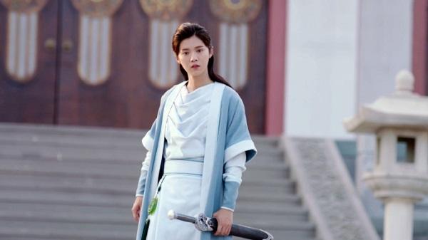 """""""Trạch Thiên Ký"""": Luhan e thẹn tỏ tình với thánh nữ Cổ Lực Na Trát - Ảnh 5."""