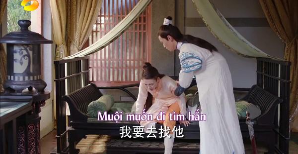 """""""Trạch Thiên Ký"""": Hậu cung của Luhan nạp thêm một phi tần mới toanh! - Ảnh 5."""
