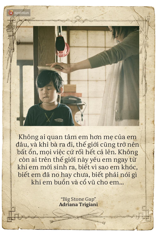 Ngày của mẹ, hãy đọc những trích dẫn cảm động này rồi về nhà và ôm mẹ ngay một cái! - Ảnh 9.