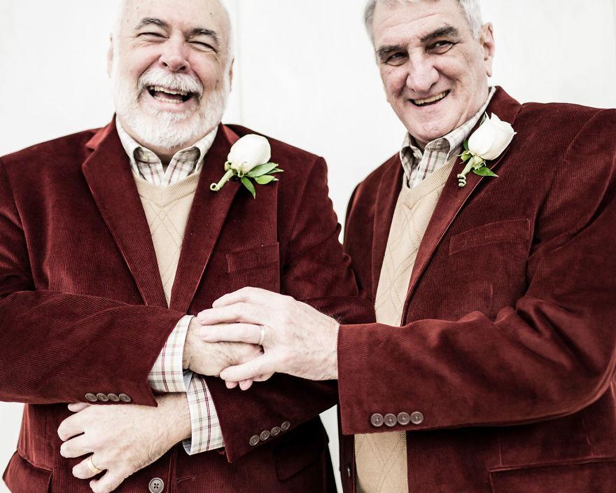 19 khoảnh khắc đám cưới đồng tính tuyệt đẹp khiến con người ta thêm niềm tin vào tình yêu - Ảnh 7.