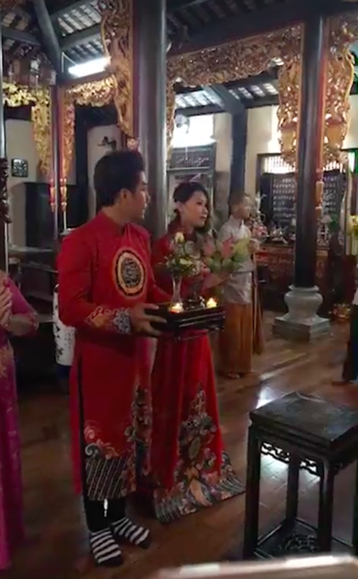 Tiếp nối Kelvin Khánh, cựu thành viên La Thăng - Huy Nam bất ngờ tổ chức đám cưới - Ảnh 3.