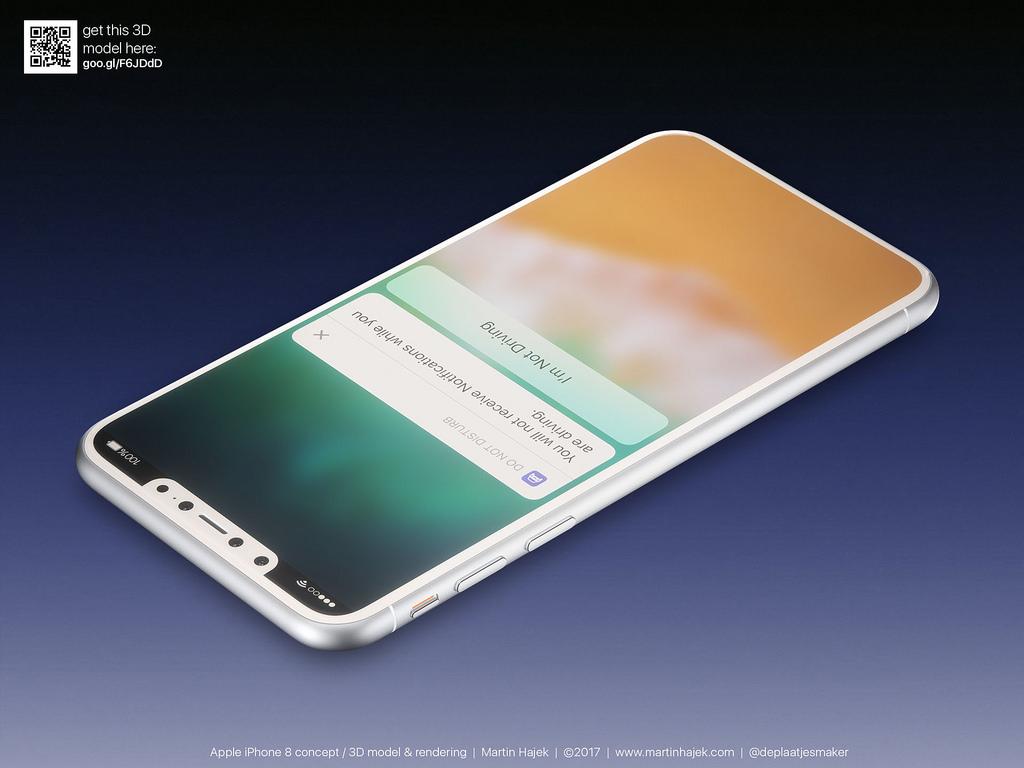 Cận cảnh vẻ đẹp mê mẩn của iPhone 8 có thể làm bạn dốc hết hầu bao để mua ngay - Ảnh 16.