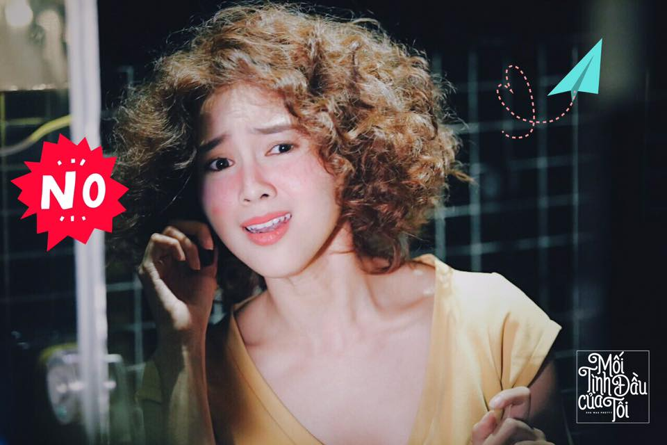 She Was Pretty Việt tung hình ảnh chính thức, fan thở phào vì má An Chi không còn đỏ như cạo gió - Ảnh 5.
