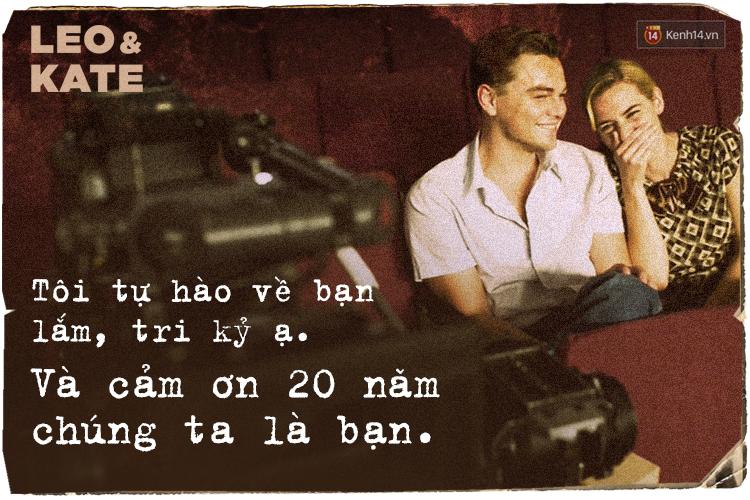 Leonardo và Kate: Tay sát gái bậc nhất Hollywood chỉ một mực ở bên cô bạn thân suốt 20 năm - Ảnh 11.