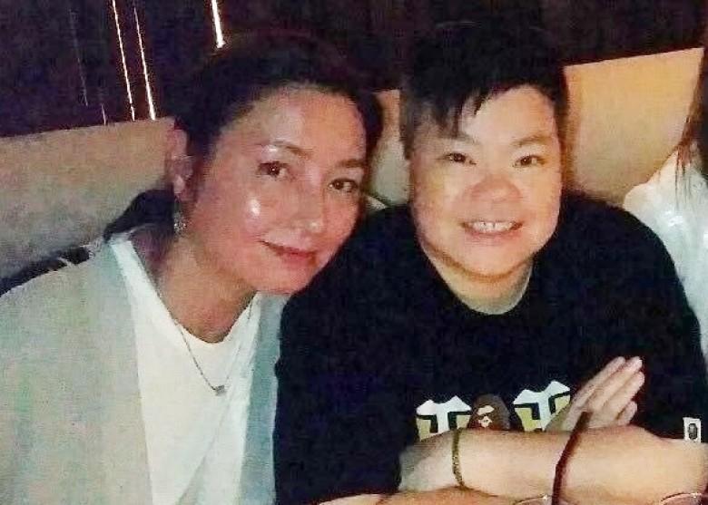 Đã một đời chồng, ngọc nữ Hồng Kông một thời bất ngờ công khai đồng tính ở tuổi 50 - Ảnh 2.