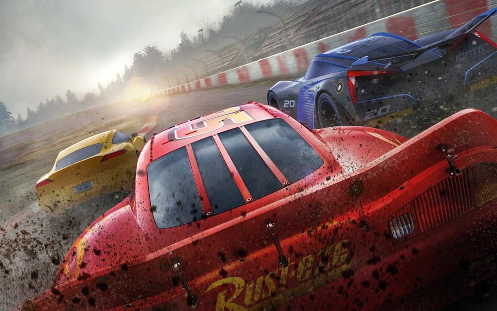 Cars 3 - Cái kết đẹp cho tay đua cự phách Lightning McQueen - Ảnh 5.