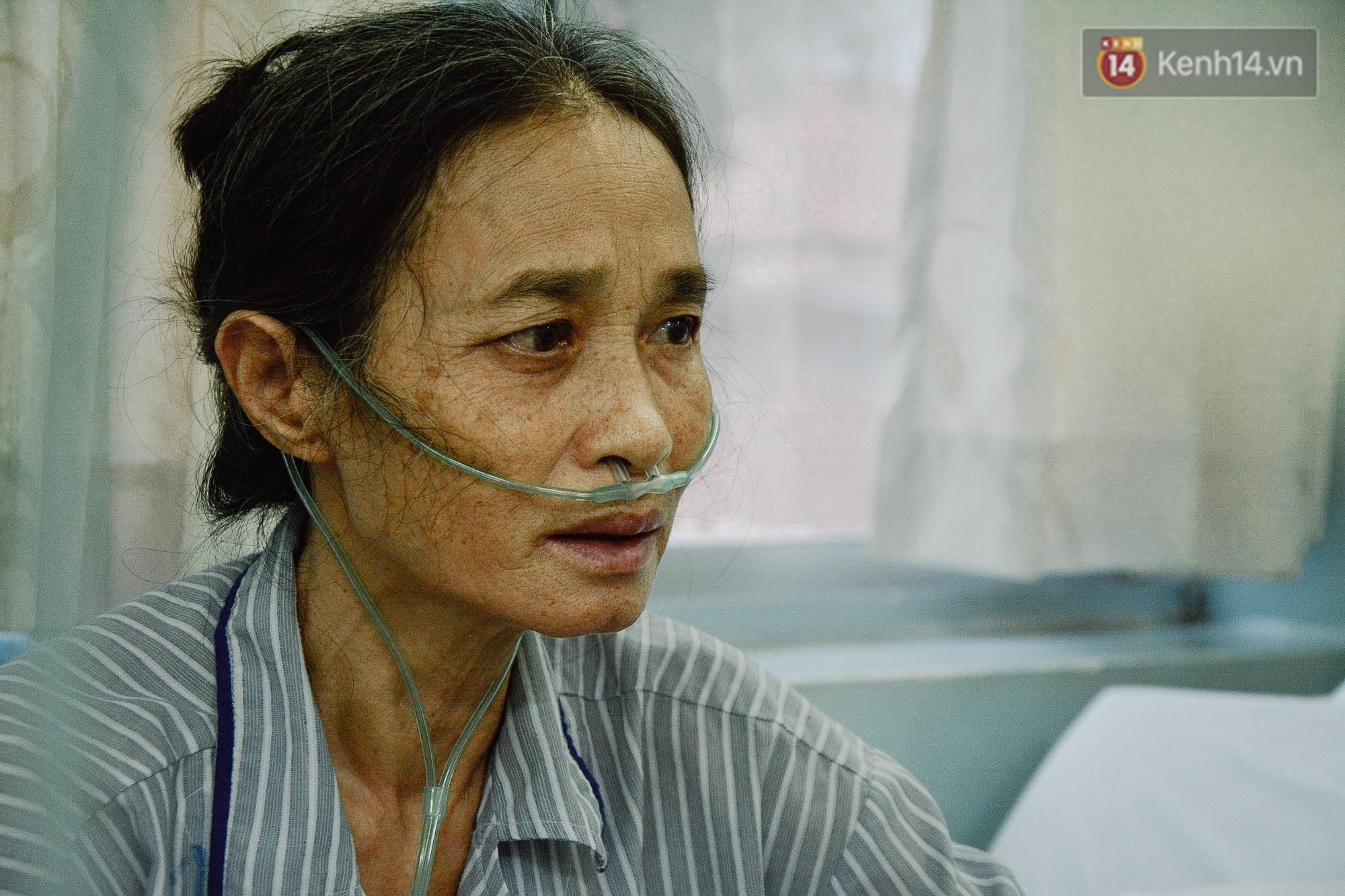 Xót xa cảnh người mẹ đơn thân ở Sài Gòn gần 60 năm giấu bệnh tim để được đi làm kiếm tiền nuôi con - Ảnh 2.
