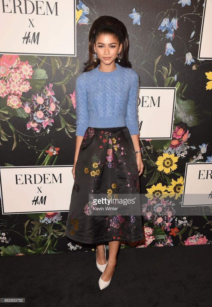 Chi Pu diện style lạ, trò chuyện vui vẻ với Tiffany trong sự kiện ra mắt BST H&M x ERDEM tại Mỹ - Ảnh 7.