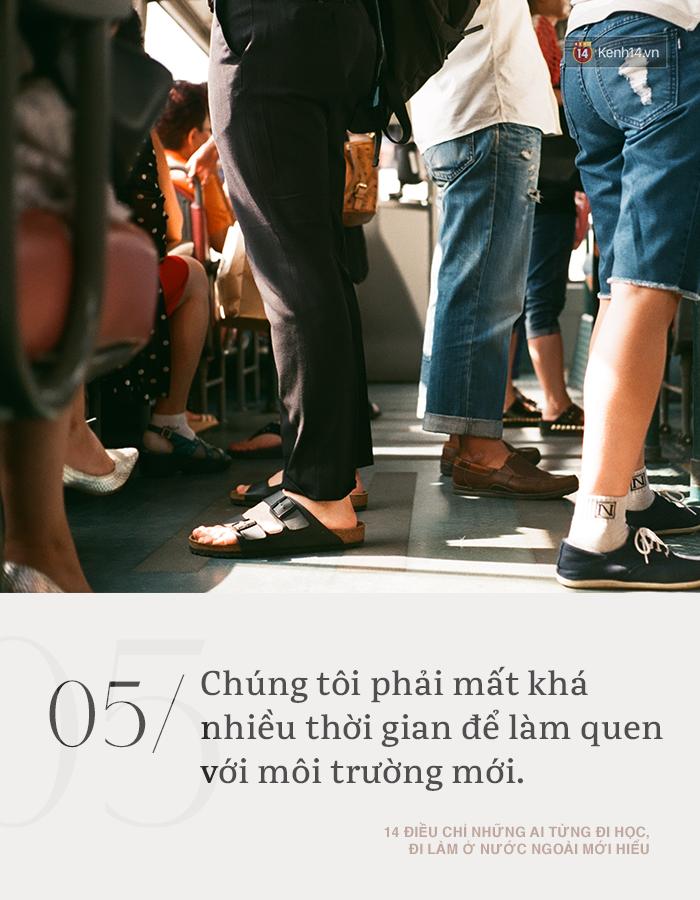 Đi học, đi làm ở nước ngoài có sướng gì đâu, toàn những nỗi lòng chỉ người trong cuộc mới hiểu - Ảnh 9.