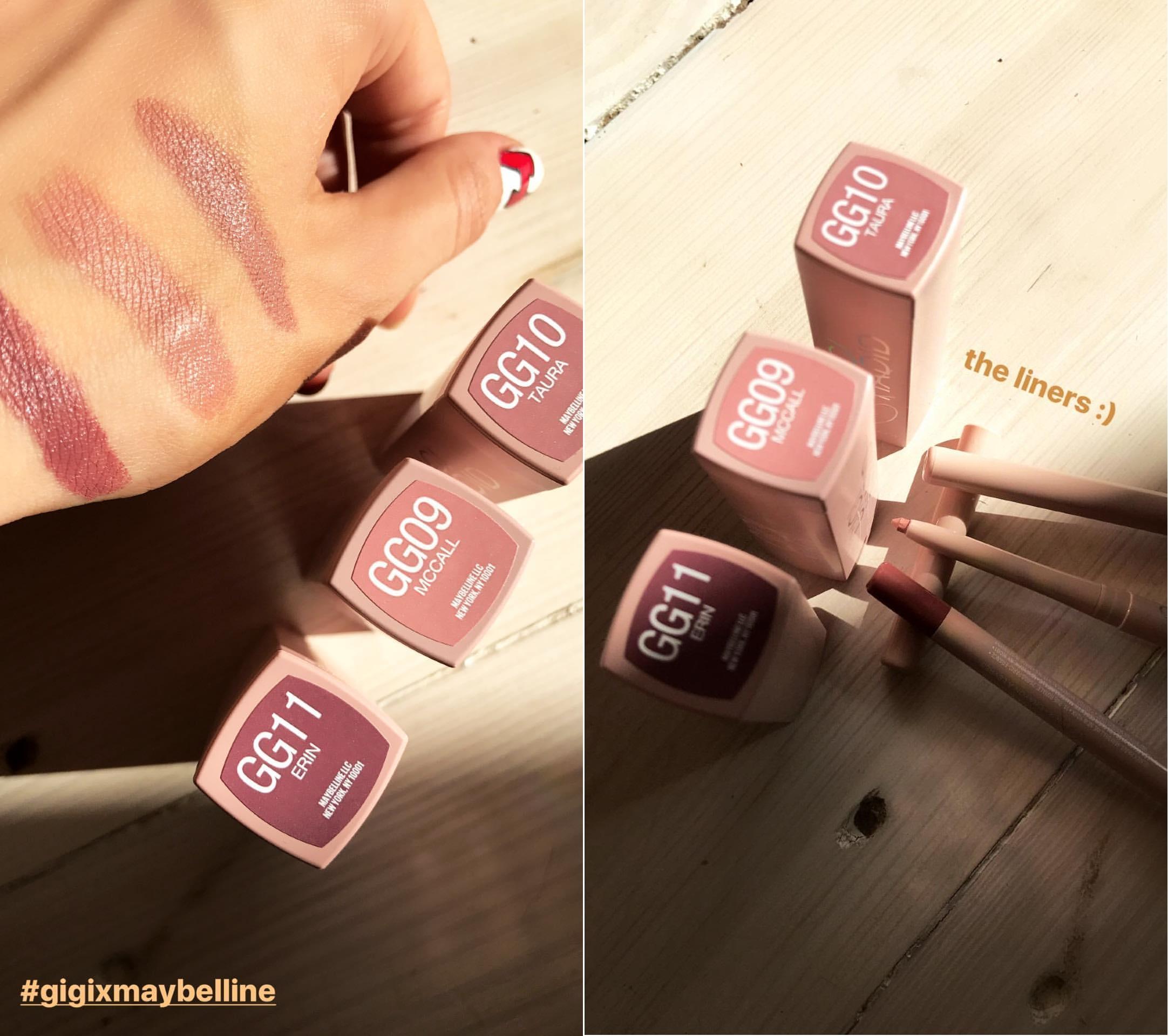 Gigi Hadid ra mắt BST mỹ phẩm hàng khủng đầy đủ từ son lì đến phấn mắt, mascara... - Ảnh 5.