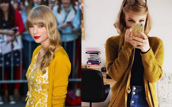 Muốn xinh như Taylor Swift, bạn chỉ cần học makeup và mix đồ như cô gái này - Ảnh 7.