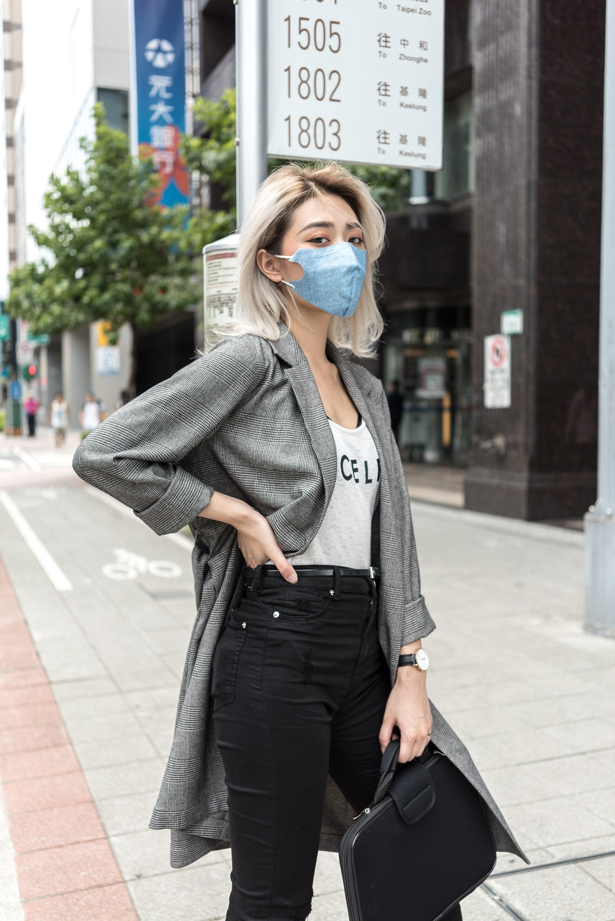 Giới trẻ châu Á đeo khẩu trang ngày một nhiều nhưng không phải để che bụi hay do bị cảm mà để trông... chất hơn - Ảnh 5.
