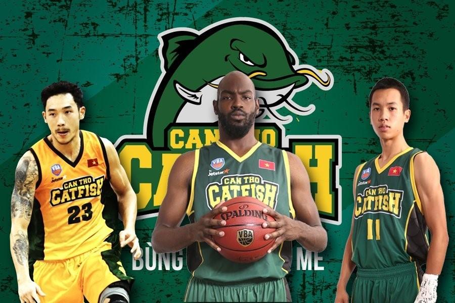 """Cantho Catfish – Xứng đáng với danh hiệu """"đội bóng quốc dân"""" - Ảnh 1."""