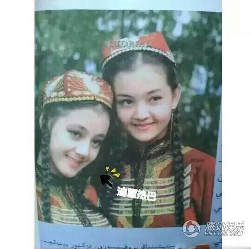 Hành trình nhan sắc của Địch Lệ Nhiệt Ba: Từ em gái nhỏ Tân Cương vút lên trở thành mỹ nhân 9X đình đám Cbiz hiện tại - Ảnh 4.