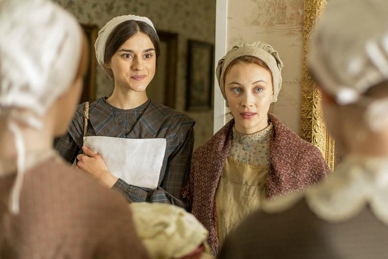 Alias Grace - Chuyện về nàng hầu ghê gớm không kém gì Amy Dunne trong Gone Girl - Ảnh 5.