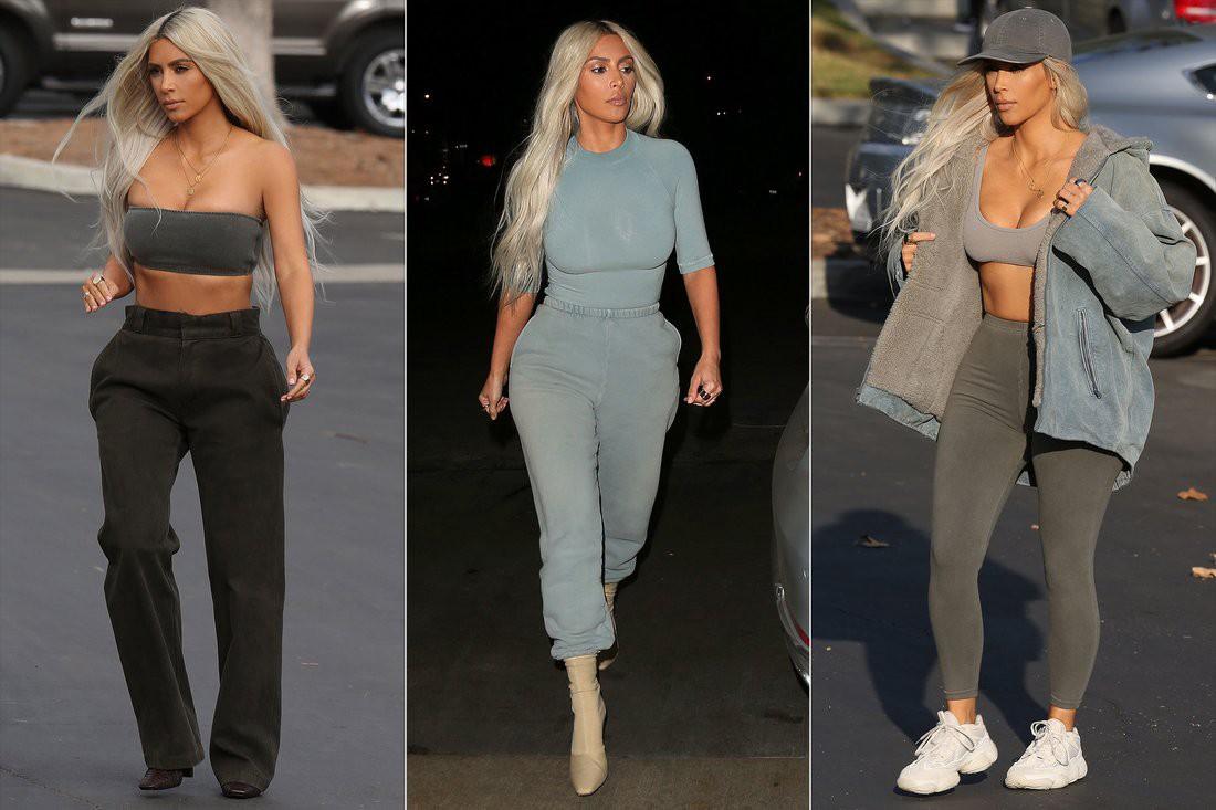 Hóa ra suốt thời gian qua, Kim Kardashian đã liên tục diện thiết kế mới nhất từ BST Yeezy Season 6 mà không ai biết - Ảnh 4.