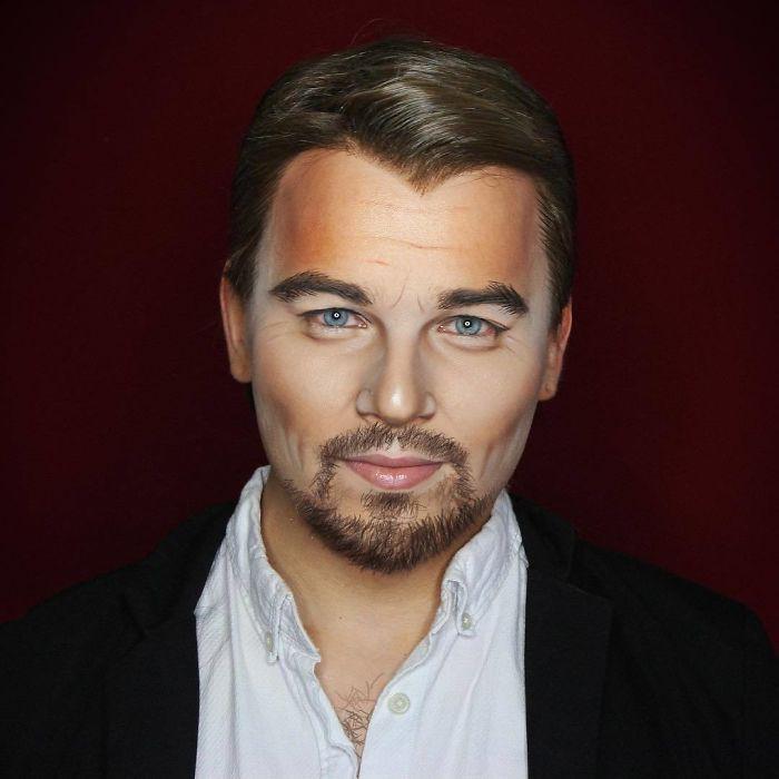 Nghệ sĩ trang điểm có thể hóa trang thành hàng trăm khuôn mặt khác nhau mà không cần photoshop - Ảnh 13.